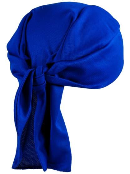 Cyklošátek Rogelli BANDANA, modrý