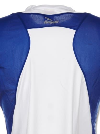 Funkční tričko Rogelli DUTTON, bílo-černo-modré