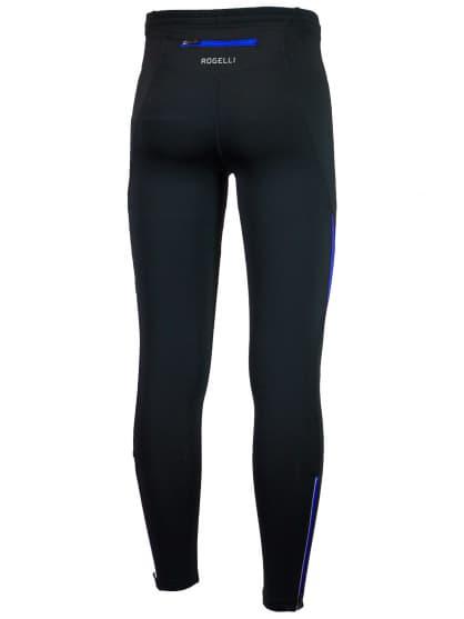 Běžecké kalhoty Rogelli DUNBAR, černo-modré