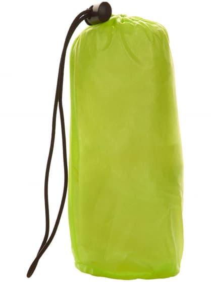 Ultralehká dětská cyklovětrovka Rogelli CROTONE odolná silnému dešti, reflexní žlutá
