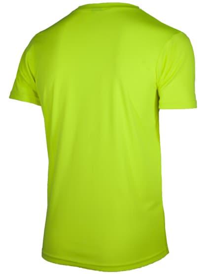 Funkční tričko Rogelli PROMOTION, reflexní žluté