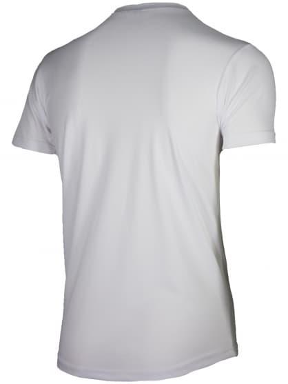 Dětské funkční tričko Rogelli PROMOTION, bílé