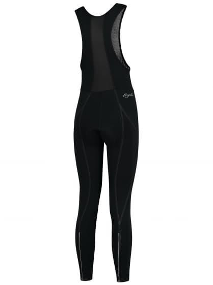 Dámské cyklistické kalhoty Rogelli LIONA s gelovou cyklovýstelkou, černé