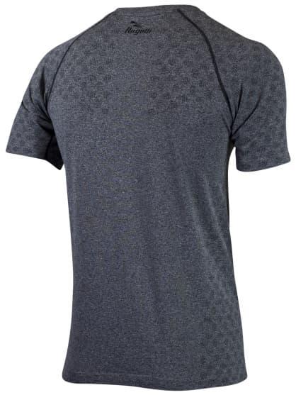 Funkční bezešvé triko Rogelli SEAMLESS, šedý melír