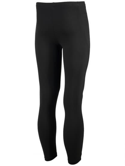 Pánské běžecké kalhoty Rogelli TRAIL s voděodpudivou povrchovou úpravou DWR, černé