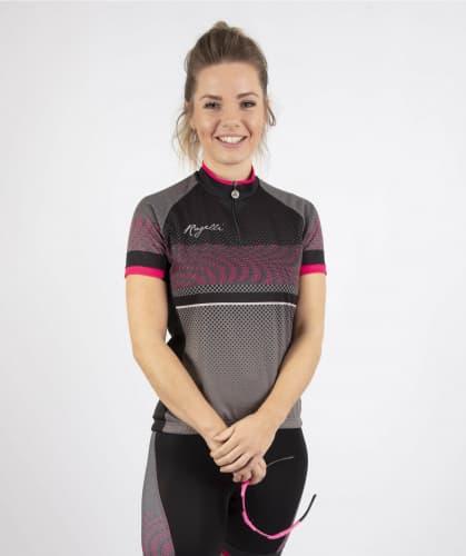 16055d692df ... Cyklistické oblečení dámské Rogelli BELLA