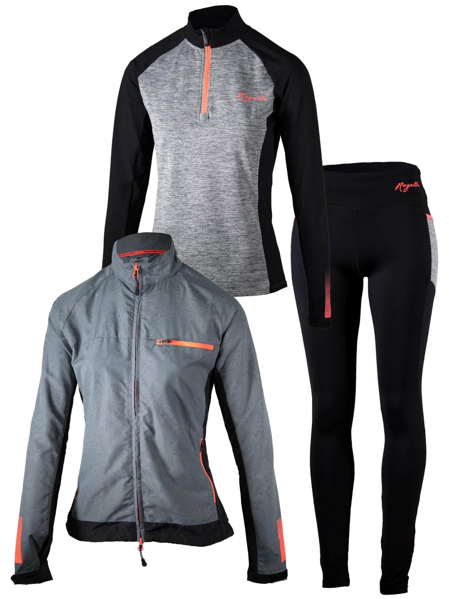 dfdaf048c9c0 Dámské běžecké oblečení Rogelli DYNAMIC