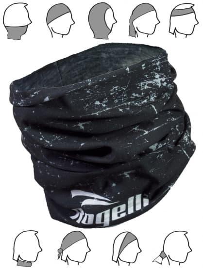 Multifunkční bezešvý šátek Rogelli SCARF e0e52e8bf9