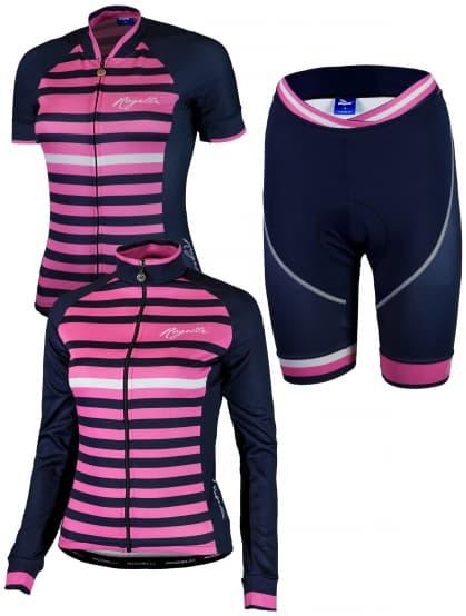 Dámské cyklistické oblečení Rogelli ISPIRA 0ad4ca2d15