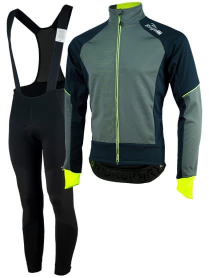 Softshellová bunda se silným zateplením Rogelli TRANI 4.0 s ... 644e8e7633