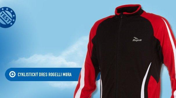 Recenze výrobku cyklistický dres MURA - dlouhý rukáv