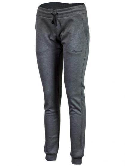 Dámské funkční kalhoty Rogelli TRAINING s volnějším střihem, šedé