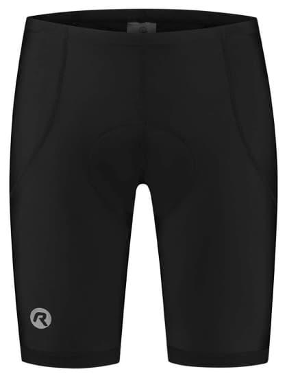 Cyklistické kraťasy Rogelli BASIC DE LUXE, černé