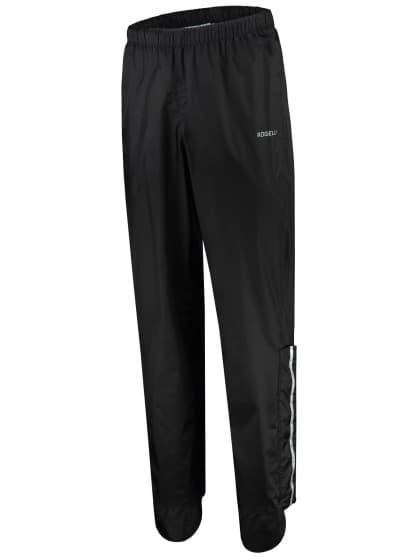 Nepromokavé kalhotové návleky Rogelli HOUSTON, černé