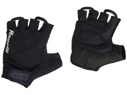 Cyklistické rukavice Rogelli DUCOR, černé