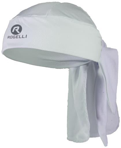 Cyklošátek Rogelli BANDANA, bílý