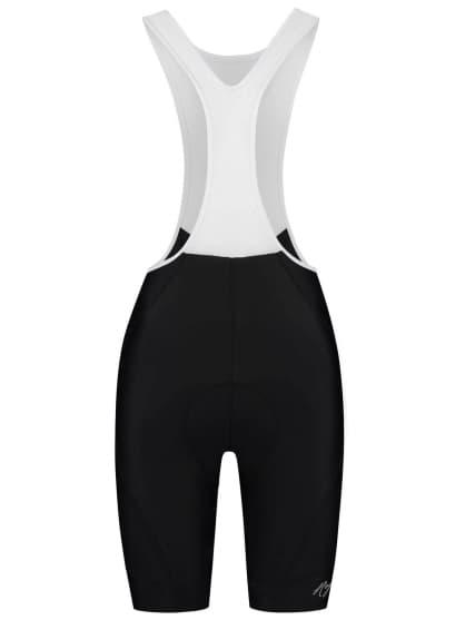 Dámské cyklistické kraťasy Rogelli LAURA s gelovou cyklovýstelkou, černé