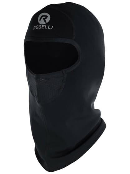 Elastická zateplená kukla Rogelli BALACLAVA, černá