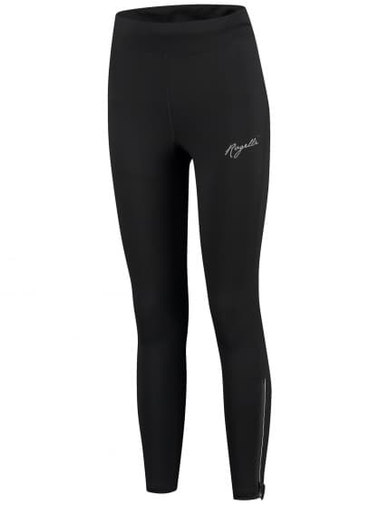 Dámské slabé běžecké kalhoty Rogelli ALGONA, černé