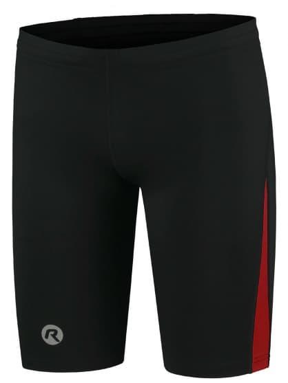 Běžecké kraťasy Rogelli DIXON, černo-červené