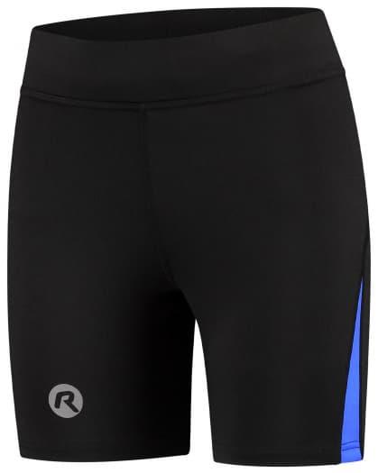 Dámské běžecké kraťasy Rogelli EDIA, černo-modré