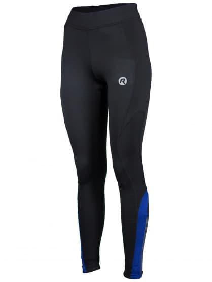 Dámské běžecké kalhoty Rogelli EMNA, černo-modré