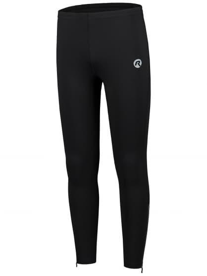 Běžecké kalhoty Rogelli BANKS, černé