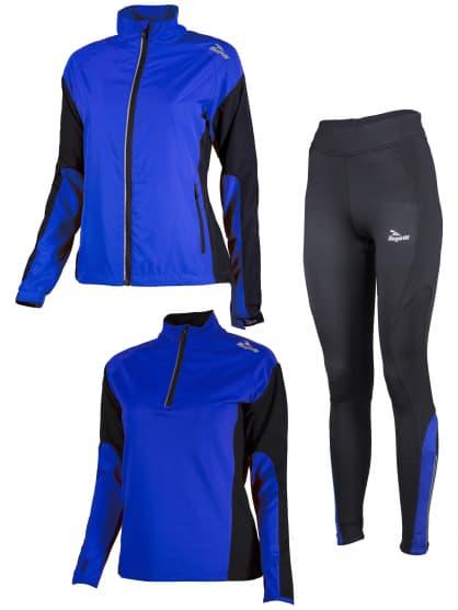 Dámské funkční oblečení Rogelli LADY-E, modré