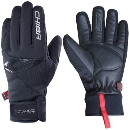 Sportovní zimní rukavice Chiba CLASSIC, černé