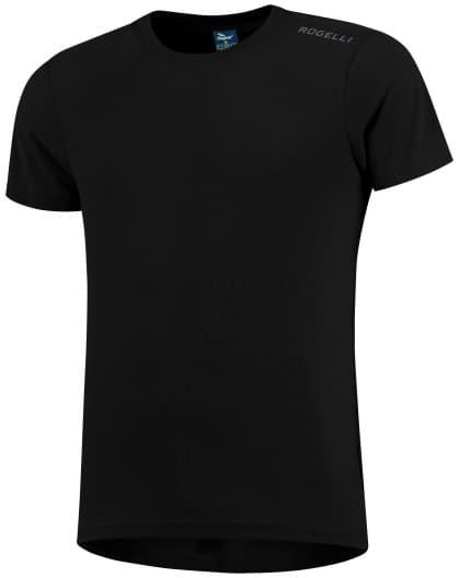 Dětské funkční tričko Rogelli PROMOTION, černé