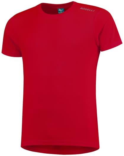 Dětské funkční tričko Rogelli PROMOTION, červené