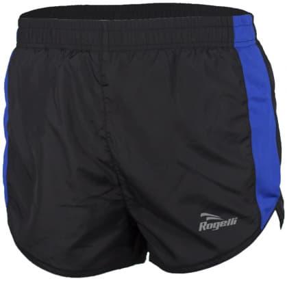 Běžecké šortky Rogelli FIRENZE, černo-modré
