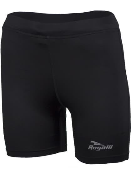 Dámské běžecké kraťasy Rogelli MULGA, černé