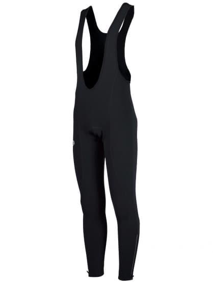 Zateplené cyklistické kalhoty Rogelli TAVON, černé
