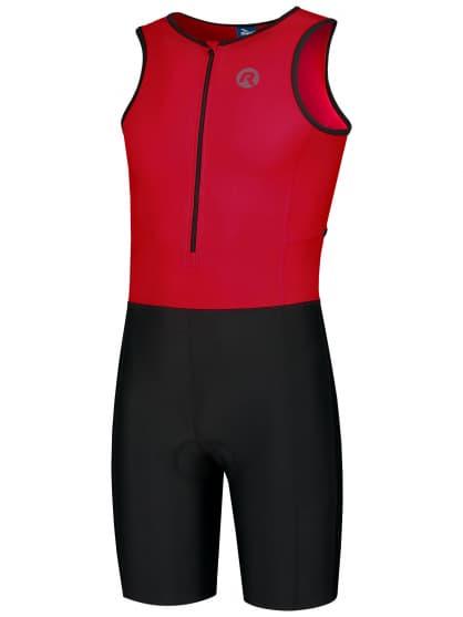 Kombinéza na triatlon Rogelli FLORIDA, červená