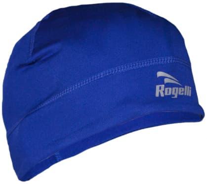 Elastická čepice Rogelli LESTER, modrá