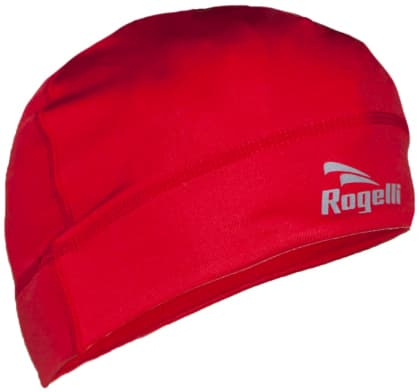 Elastická čepice Rogelli LESTER, červená