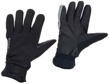 Zimní membránové rukavice Rogelli DELTANA, černé