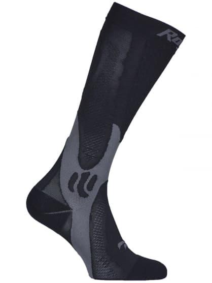 Kompresní mírně hřejivé ponožky Rogelli SK-06, černé