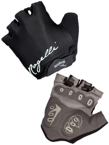 Dámské cyklo rukavice Rogelli DORA, černé