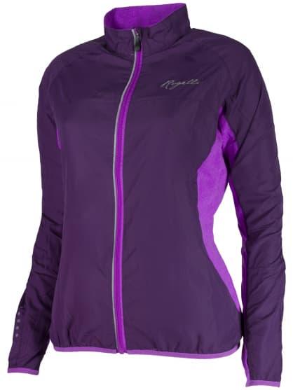 Dámská běžecká větrovka Rogelli DAYLYN fialová