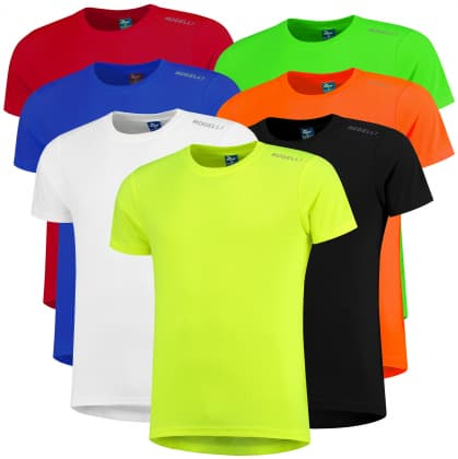 Funkční trička Rogelli PROMOTION MIX - 7 ks různé velikosti