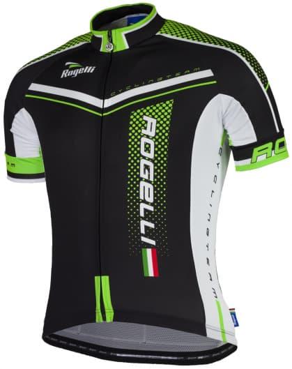 Cyklodres Rogelli GARA MOSTRO s krátkým rukávem, zelený