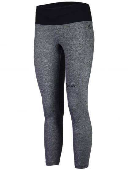 Dámské fitness kalhoty 7/8 délky Rogelli ROSIA, šedé