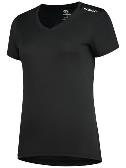Dámské funkční triko Rogelli PROMOTION Lady, černé