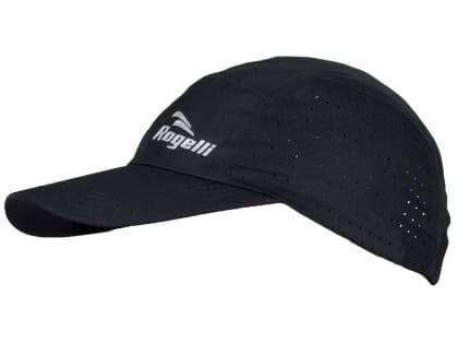 Prodyšná sportovní kšiltovka Rogelli LIBERTY 2.0, černá