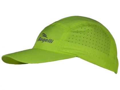 Prodyšná sportovní kšiltovka Rogelli LIBERTY 2.0, reflexní žlutá