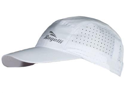 Prodyšná sportovní kšiltovka Rogelli LIBERTY 2.0, bílá