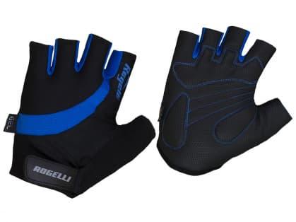 Cyklistické rukavice Rogelli STRADA, modré