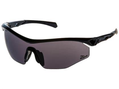 Cyklistické sportovní brýle Rogelli SPIRIT s výměnnými skly, černé